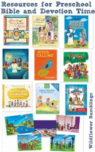 Best Tools to Teach your child about Jesus