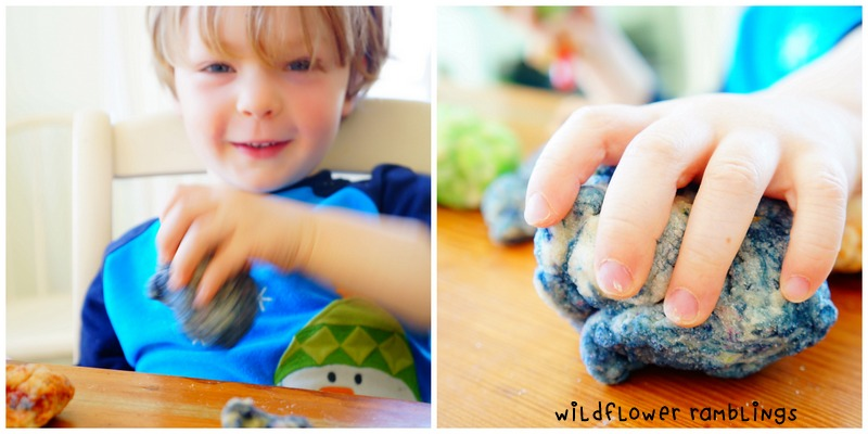 how not to make scented gluten free play dough {12 months of sensory dough}